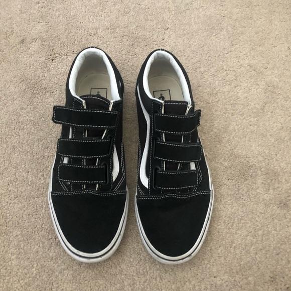 Vans Shoes | Vans 3 Velcro Strap Shoes